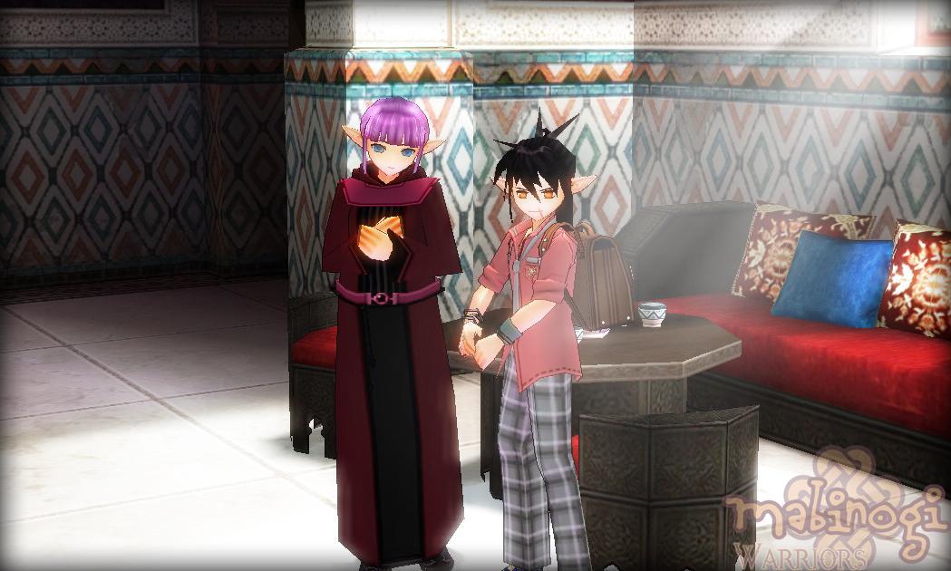 Mabinogi: Castana and Salem