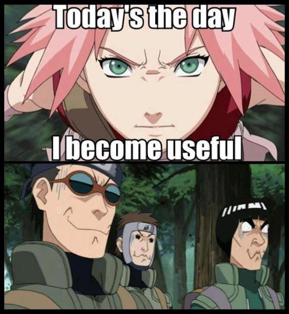 Really Sakura, really?