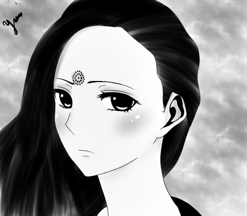 Anime The 100 - Heda Lexa