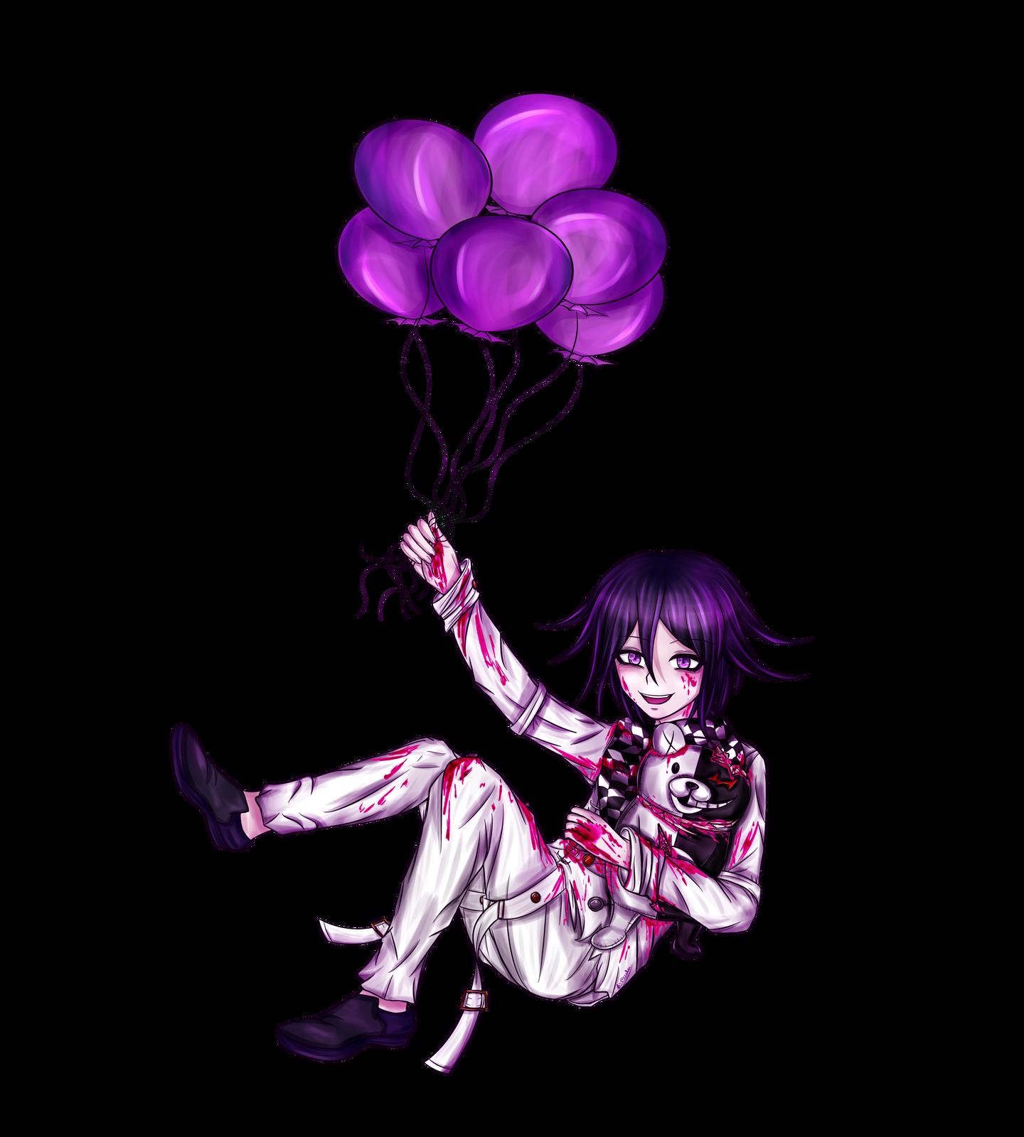 Kokichi - Balloons.