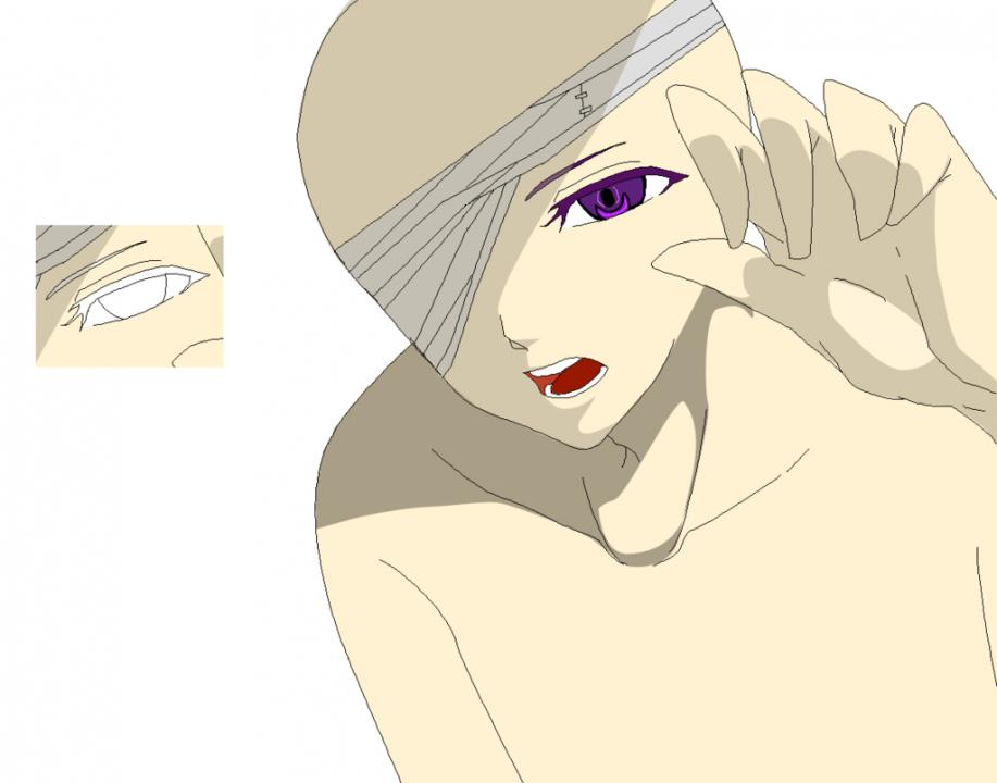 Anime base girl
