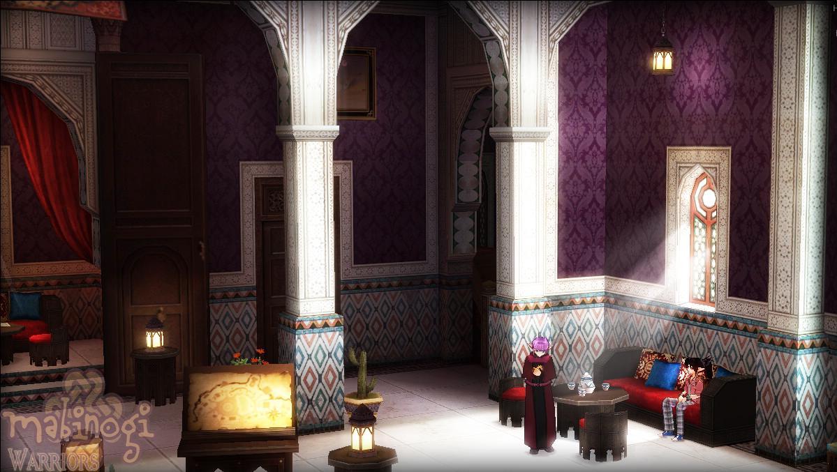 Mabinogi: Castanas Place