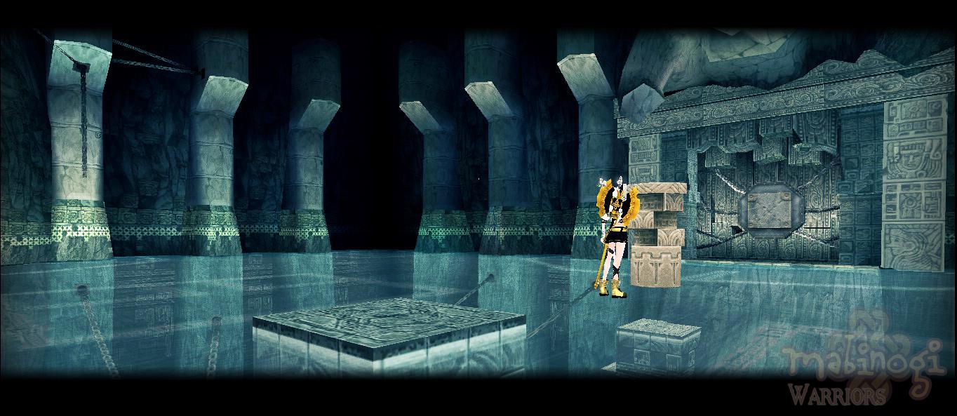 Mabinogi Iria Saga Episode Scene: In the Dark Ruins