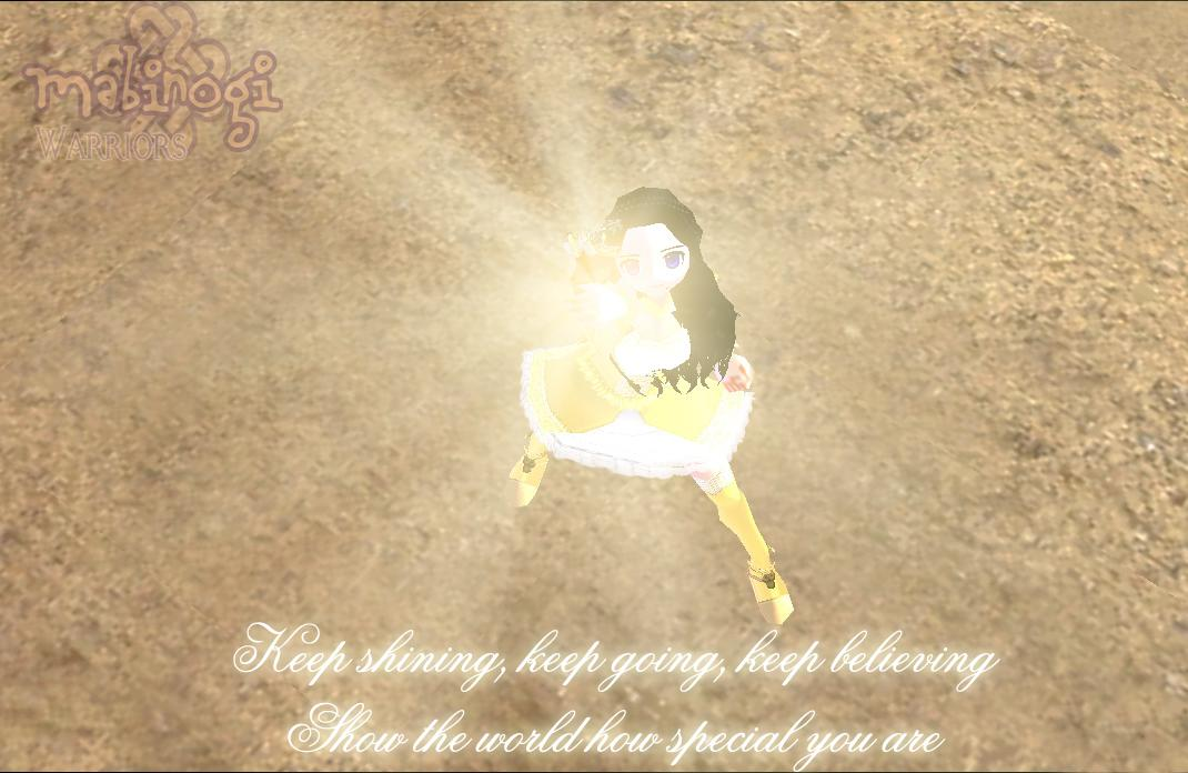 Mabinogi: Lunas Light